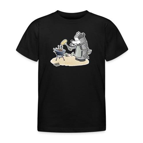 Grillmeister - T-skjorte for barn