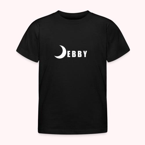 DEBBY - WHITE LOGO - Maglietta per bambini