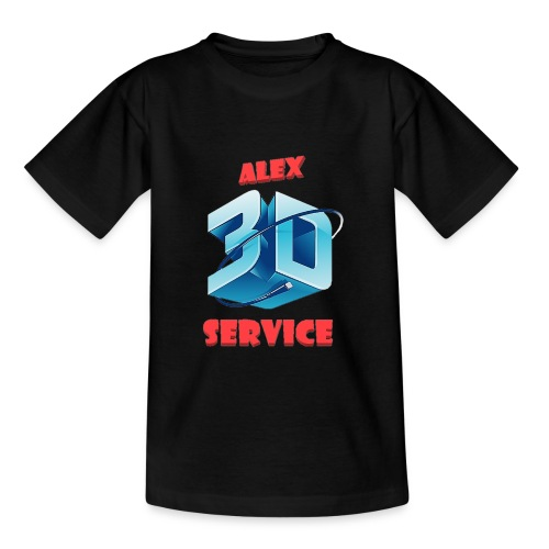 logo emporesa de impresion 3d en albacete - Camiseta niño