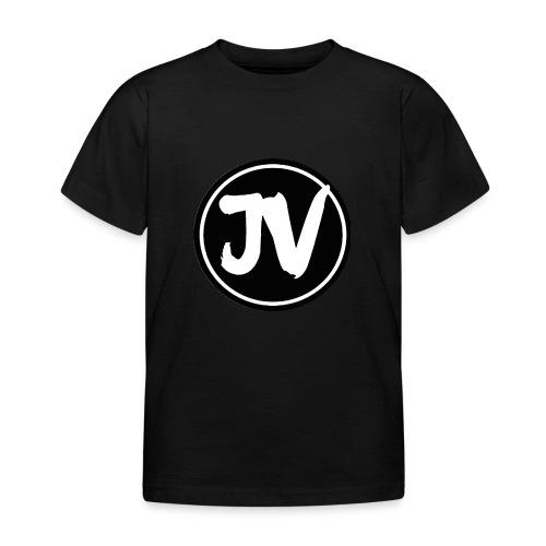 Jonathan Vlog Logo Kreis - Kinder T-Shirt