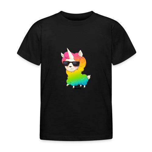 Rainbow animo - Lasten t-paita