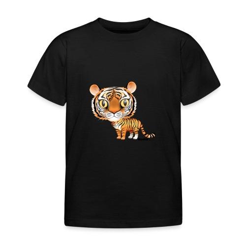 Tiger - T-skjorte for barn