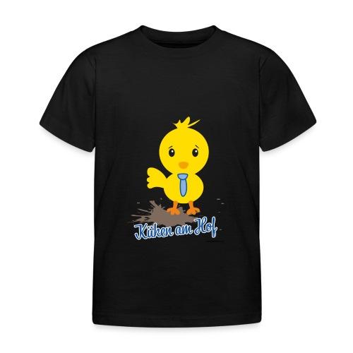 Küken am Hof, Design für Jungen - Kinder T-Shirt
