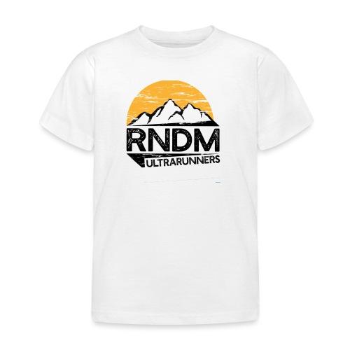 RndmULTRArunners T-shirt - Kids' T-Shirt
