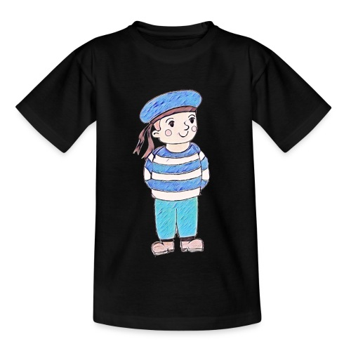 Matrosenjunge - Kinder T-Shirt