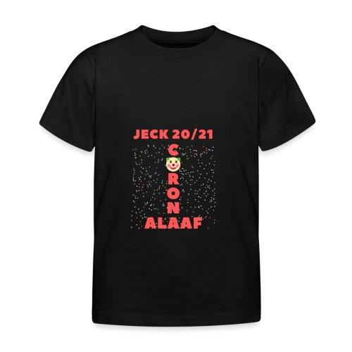 Corona Alaaf - Kinder T-Shirt