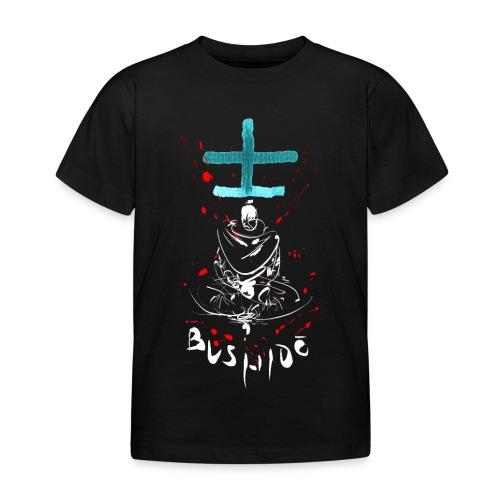 Bushido - Der Weg des Kriegers - Kids' T-Shirt