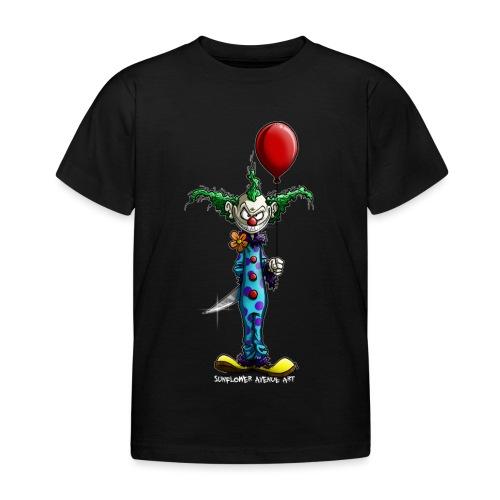 klaun tee - T-shirt barn