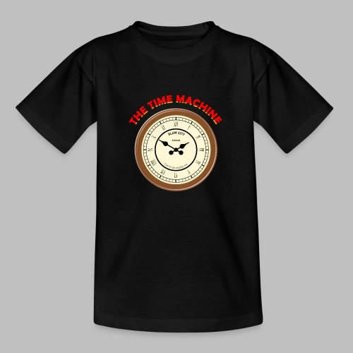 The Time Machine - Kids' T-Shirt