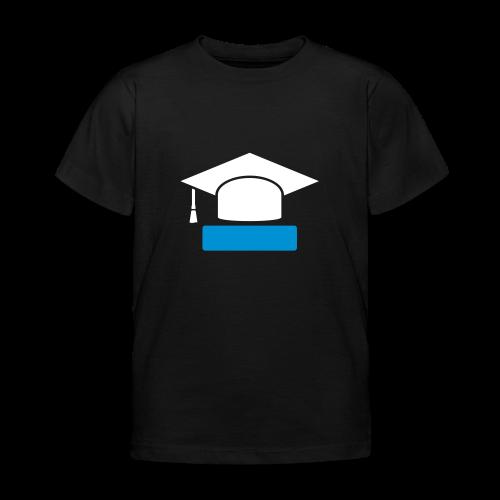 Doktorhut mit Doktortitel - Geschenk Promotion - Kinder T-Shirt