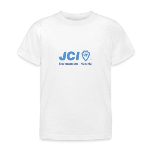 jci keskuspuisto - Lasten t-paita