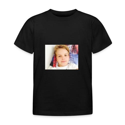 first design - Børne-T-shirt