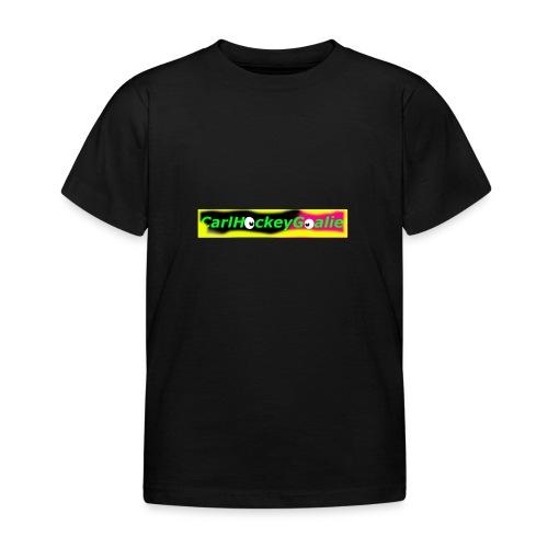 carlhockeygoalie - T-shirt barn