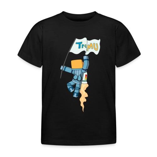 TrueMU Flag - Kids' T-Shirt