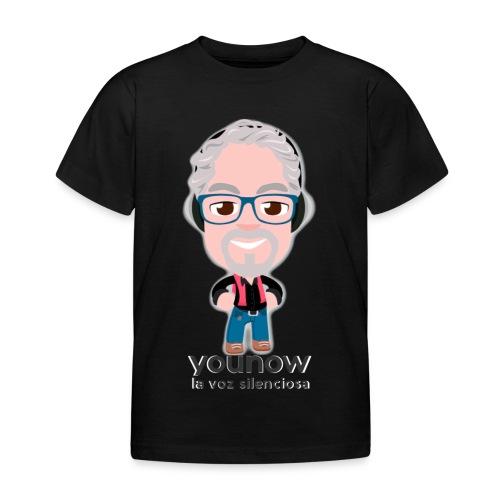 Younow - La voz silenciosa - Camiseta niño