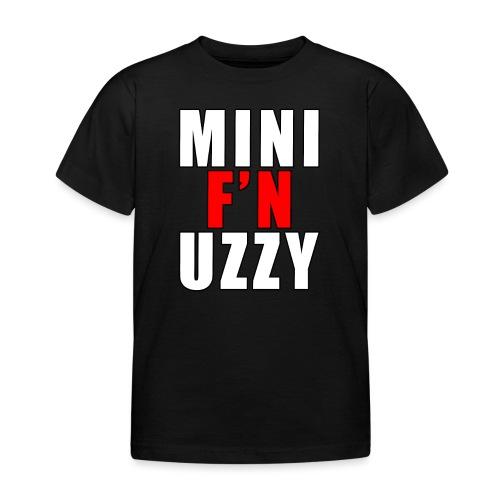 Mini F'N Uzzy - Kids' T-Shirt