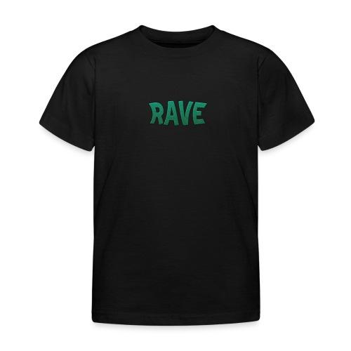 RAVE - Kinder T-Shirt