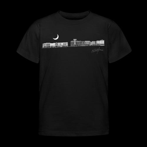 D21 El Eje Montera V1 W - Camiseta niño