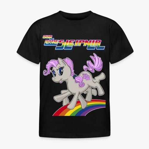 Sleipnir - T-shirt barn