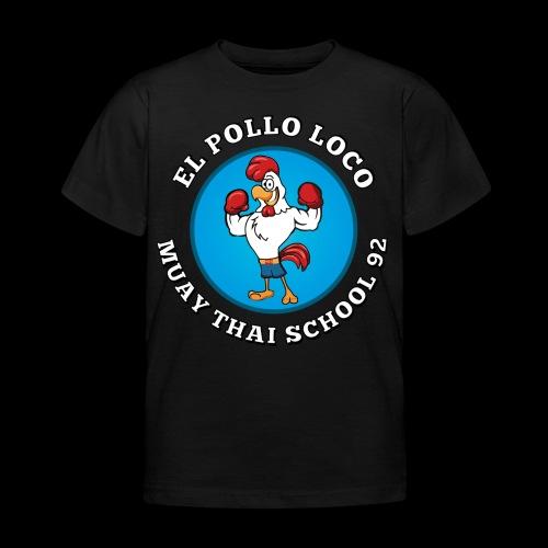 MTS92 EL POLLO LOCO - T-shirt Enfant