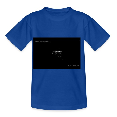 Lost Ma Heart - Kids' T-Shirt