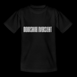 moonshine oversight blanc - T-shirt Enfant