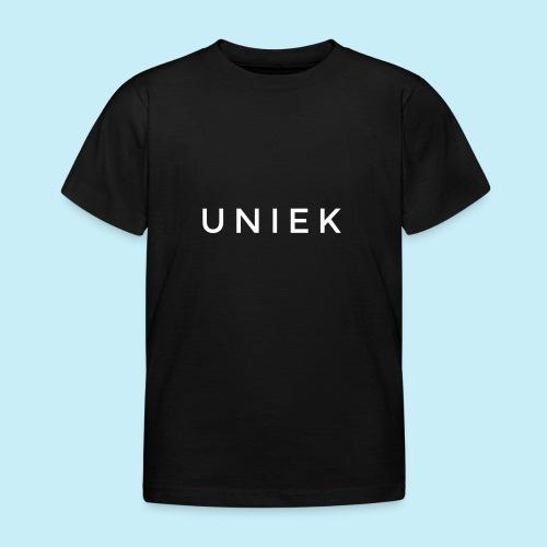 Uniek - T-shirt Enfant