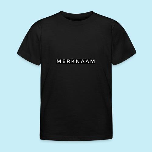 marque - T-shirt Enfant