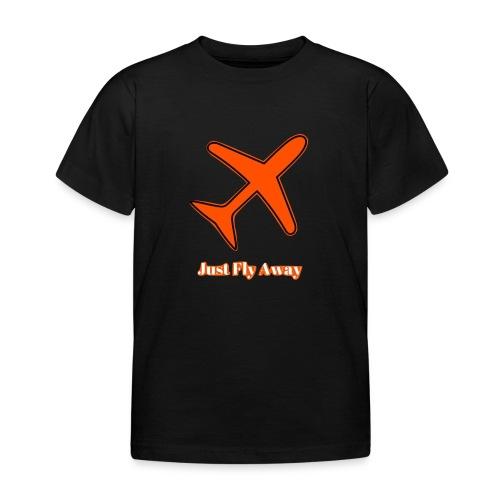 Just Fly Away - Kids' T-Shirt