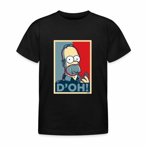 Homer Donuts - T-shirt Enfant