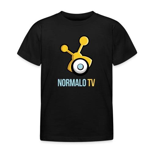 Zeichnung123 spread - Kinder T-Shirt