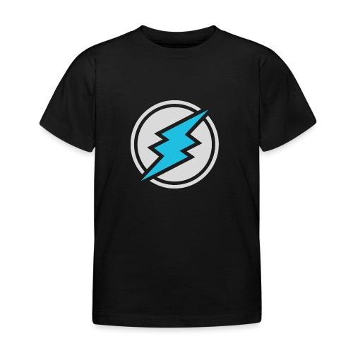 ETN logo # 2 - Kids' T-Shirt
