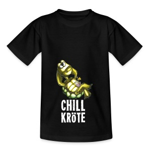 Chillkröte - Kinder T-Shirt