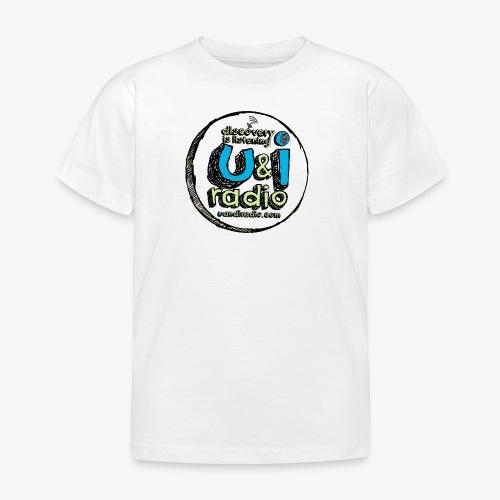 U & I Logo - Kids' T-Shirt