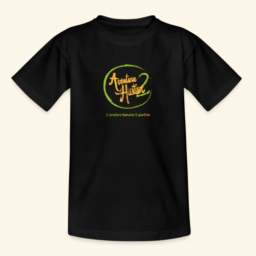 logo AventureHustive 2 - T-shirt Enfant