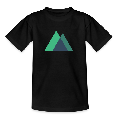Mountain Logo - Kids' T-Shirt