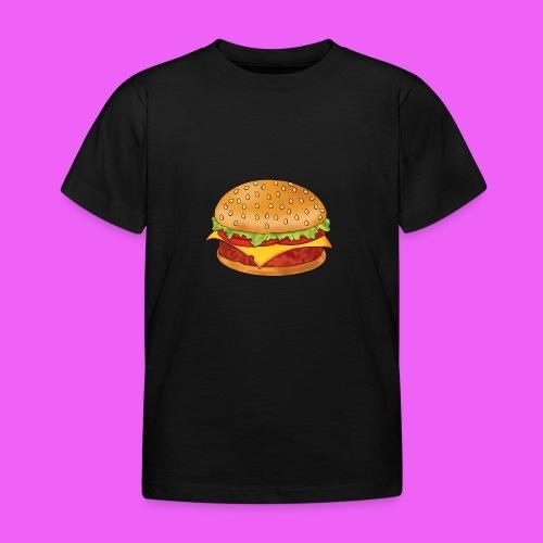 hamburguesa - Camiseta niño