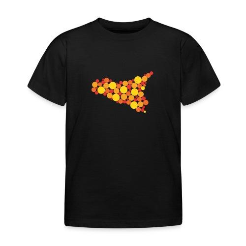 logo sicilia piccolo - Maglietta per bambini