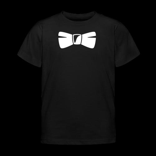 Fliege Geschenk gut aussehen bei der Verteidigung - Kinder T-Shirt