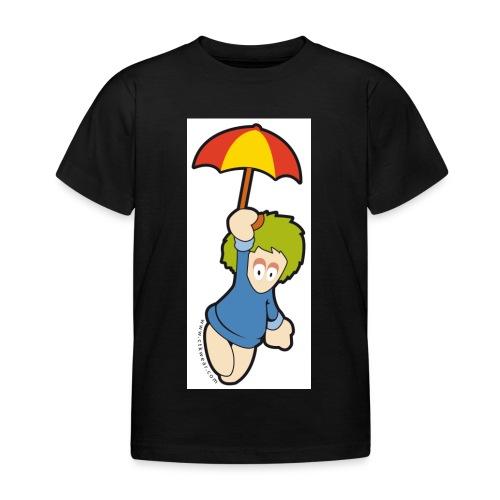 lemming parapluie - T-shirt Enfant