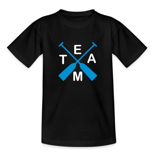 Drachenboot Team 2c - Kinder T-Shirt