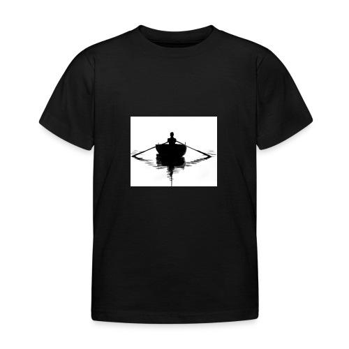 me boat - Kids' T-Shirt