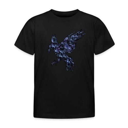 Ravn - T-skjorte for barn
