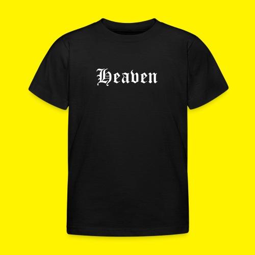 Heaven - Kids' T-Shirt