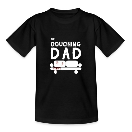The Couching Dad - Kinder T-Shirt