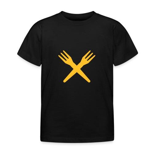 gekruiste frietvorken - trident - T-shirt Enfant