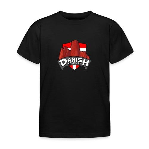 DanishRP Logo - Børne-T-shirt