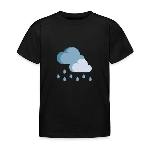 lluvia - Camiseta niño