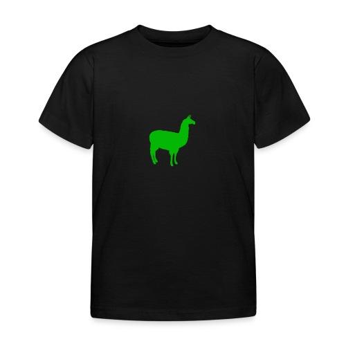 Lama - Kinderen T-shirt