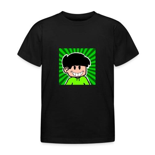 Linus e lite mindre glad - T-shirt barn